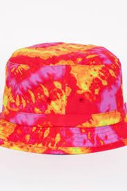 <b>Панама</b> МИШКА Sunset Tie-dye Bucket Hat (Sunset, S/M) | www.gt ...