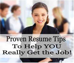 7 tips to make your resume stand out tips resume