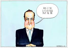 Image result for Cameron CARTOON