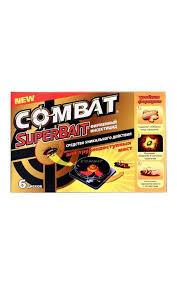 Ловушка для тараканов <b>COMBAT Super</b> bait | Watsons