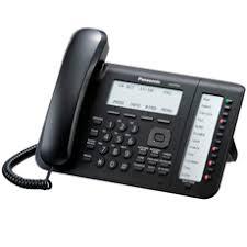 <b>Panasonic</b> KX-NT556RU-B, <b>IP</b>-<b>телефон</b> (черный), 6 строк, 3 ЖК ...