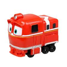 Машинка Robot Trains (<b>Silverlit</b>) <b>Паровозик Альф, в</b> блистере ...