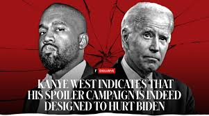 Exclusive: <b>Kanye West</b> Indicates That His Spoiler Campaign Is ...