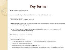 expository essay expository essay sophomore essay  choose one of  key terms hook   catches readers attention link  explains hook gives background or summary