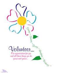 Volunteer Appreciation on Pinterest | Volunteer Appreciation Gifts ... via Relatably.com