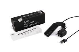 <b>Collar</b> LED <b>светильник AquaLighter Pico</b> black 6500K для ...