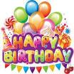 Поздравление с днём рождения в стихах трогательные
