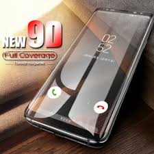 9D Full Cover Tempered Glass For Samsung Galaxy S8 S9 ... - Vova