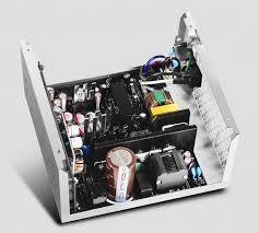 <b>Блок питания DeepCool</b> DQ-750M V2L WH окрашен в белый цвет