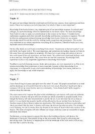 toefl writing topics and model essays   twe essays