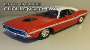 <b>Maisto 1:24</b> 1970 Dodge Challenger R/T Review - YouTube