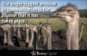 Communication Quotes - BrainyQuote via Relatably.com