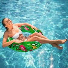 <b>Круг</b> надувной для <b>плавания</b>, Sport&Fun, в ассортименте, ЛК ...