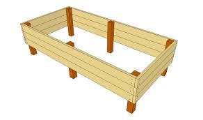 Small Picture Raised garden bed plans RAISED BEDS Pinterest Raised garden