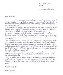 best photos of informal letter sample   how to format an informal  informal thank you letter sample