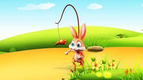 Resultado de imagem para coelho atrás da cenoura