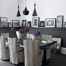 black dining: nice black dining chair covers on interior decor home ideas with black