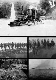 「1904年 - 日露戦争: 鴨緑江会戦」の画像検索結果