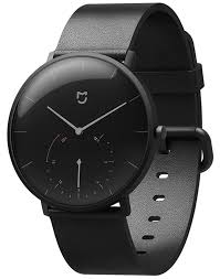 смарт-<b>часы Xiaomi Mijia</b> Quartz Watch (SYB01) black по самой ...