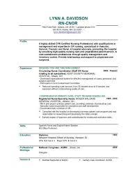 registered objective statement objectives in resume for nurses