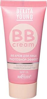 Белита <b>BB Крем для лица</b> туба Belita Young, 30 мл — купить в ...