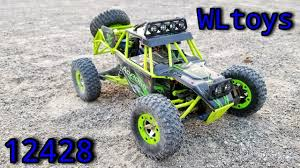 Fun <b>RC</b> Car - <b>WLTOYS 12428</b> 4WD Review & Test Run - YouTube