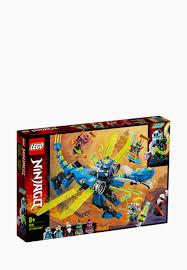 <b>Конструктор LEGO NINJAGO</b> 71711 <b>Кибердракон</b> Джея купить за ...