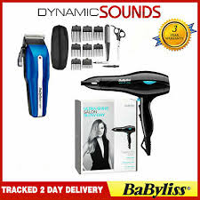 <b>BaByliss Pro</b> Speed <b>Professional</b> Hair Dryer + Men's Hair Clipper ...