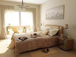 fascinating craftsman living room chairs furniture: dormitorio matrimonial en color tierra con las paredes principales de