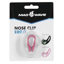"""<b>Носовой зажим MadWave</b> """"Ergo"""", цвет: розовый — купить в ..."""