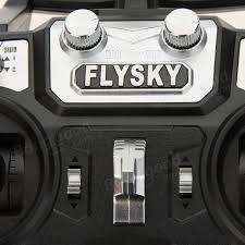 <b>FlySky FS</b>-<b>i6</b> 2.4G 6CH AFHDS RC Transmitter With FS-iA6B ...