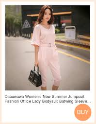 <b>Dabuwawa</b> Women Dress 2019 <b>New Summer</b> Office Lady Puff ...
