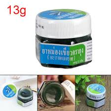 <b>Thailand</b> Grean Natural Mosquito Balm Repellent Relief of itchy Skin ...