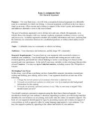 argument essay sample papers