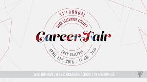 news and events 11th annual career fair at cobb galleria