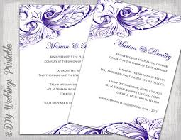 wedding invitation templates for microsoft word  wedding invitation templates doc