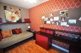 funky office interiors diy devine decorating results for your interior a small home office after makeover accent office interiors