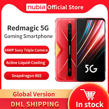 Bulk Wholesale <b>Global Version Nubia</b> Red Magic 5G MobilePhone ...