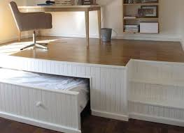 9 Inventive Ways To Build An Extra Bed  Bobs Mini Office And Guest Rooms  N
