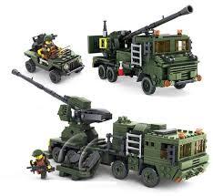 "<b>Конструктор KAZI</b> ""<b>Зенитные войска</b>"" - 84039"