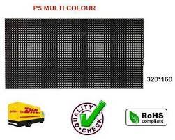 <b>P5 SMD LED Display</b> Module Outdoor RGB (SM-IC) (320*160 mm ...