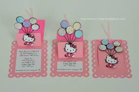 cards jingvitations page  hello kitty pop up birthday invitations