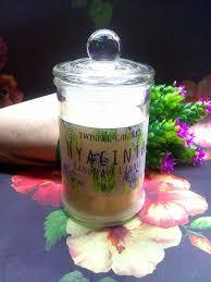 Соевая <b>ароматическая свеча</b> Гиацинт. Интерьерная ...