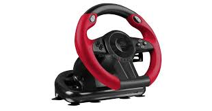 <b>Speedlink TRAILBLAZER</b>, <b>Steering wheel</b> Steering wheel + Pedals ...