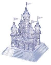 <b>3D</b>-<b>пазл Crystal Puzzle</b> Замок (91002), 105 дет. — купить по ...