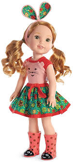 American Girl WellieWishers Willa Doll: Toys & Games - Amazon.com