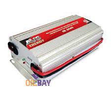 <b>Автомобильный инвертор</b> 24/12V <b>AVS IN-2440</b> (40A) купить в ...