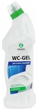 <b>GraSS</b> гель для чистки сантехники <b>WC</b>-gel — купить по выгодной ...