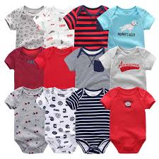 2019 <b>8PCS</b>/lot Clothing Sets Cotton Newborn Unicorn <b>Baby</b> Girl ...