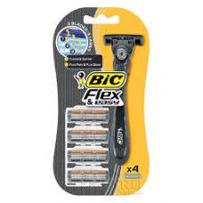 Отзывы о Бритвенный <b>станок Bic</b> Flex&Easy